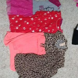 Lot of girls 6/6x dresses EUC